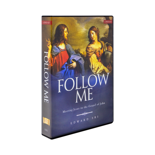 Follow Me: Meeting Jesus in the Gospel of John, DVD Set