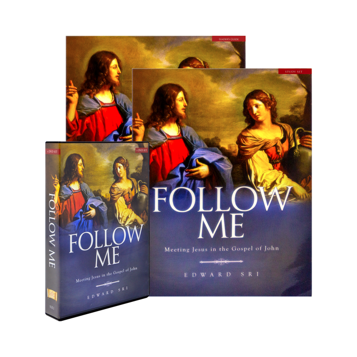 Follow Me: Meeting Jesus in the Gospel of John, Starter Pack