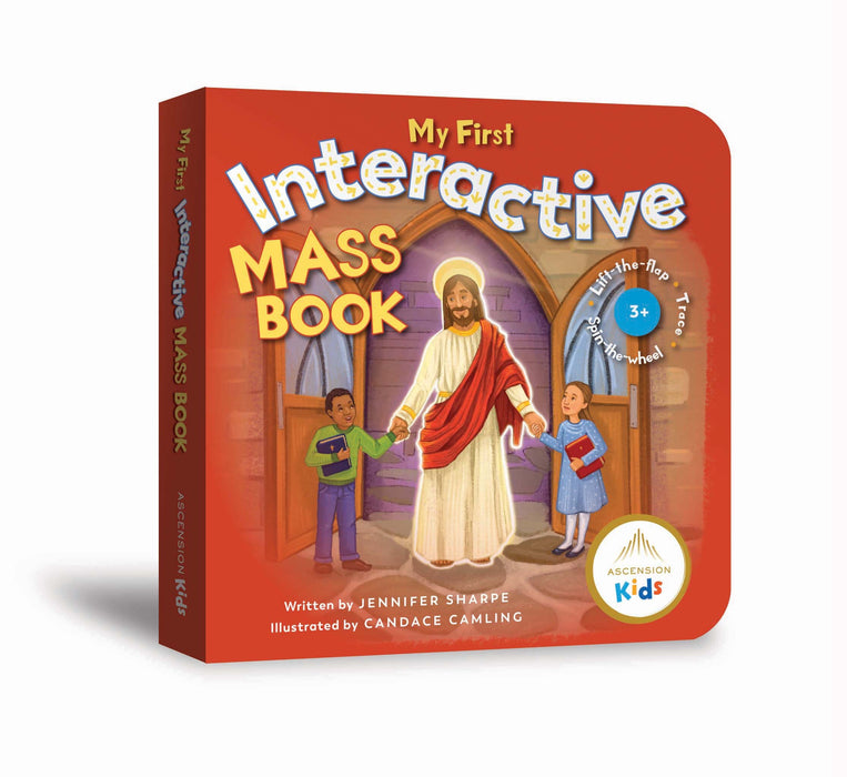 My First Interactive Mass Book