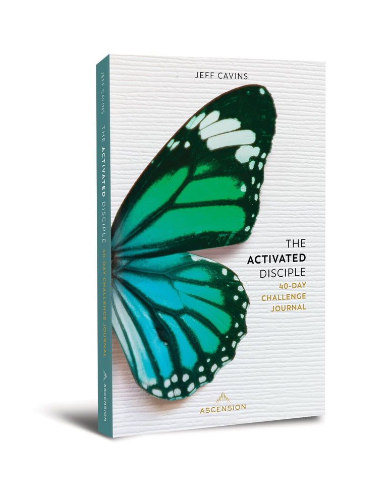 The Activated Disciple 40-Day Challenge Journal