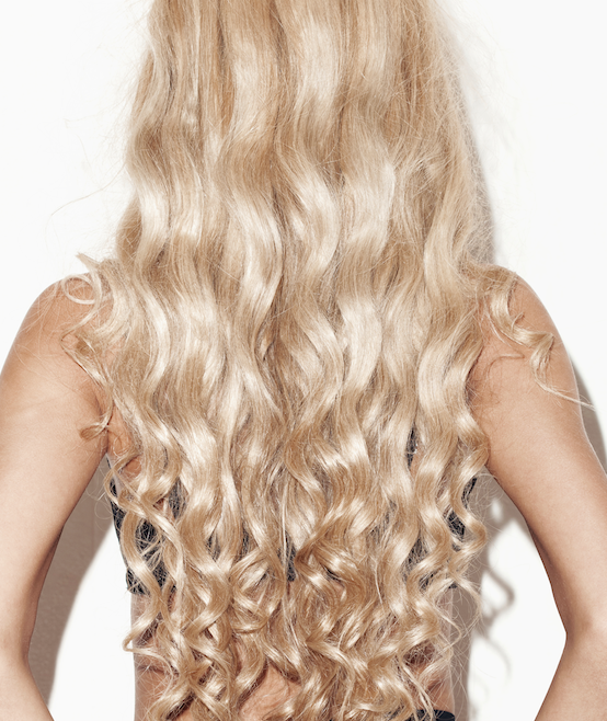 Champagne Blonde Clip In Hair Extensions Kitty Got Hair
