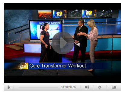 Celebrity Trainer Linda LaRue Talks Core Fitness KCAL 9 News