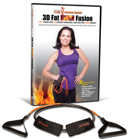 Core Transformer Fat BURN Fusion Workout Kit