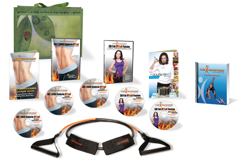 Core Transformer® Fitness Professional Group Exercise Package