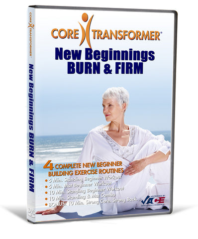 Core Transformer® New Beginnings Workout Video