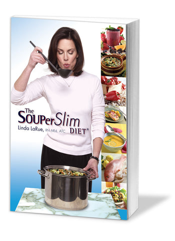SOUPer Slim Meal Plan Diet Book
