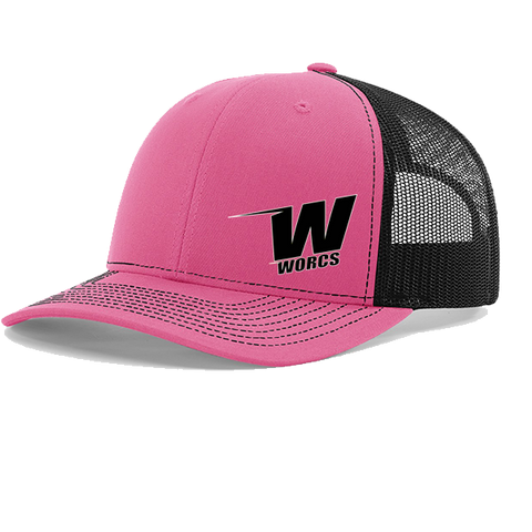 WORCS Pink Hat (available Jan 18) Pre Order Now