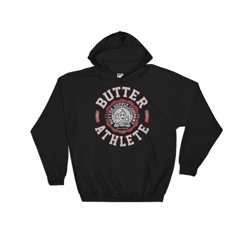 Butter Athlete Hooded Sweatshirt