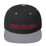 Butter Co Multi Color Snapback Hat