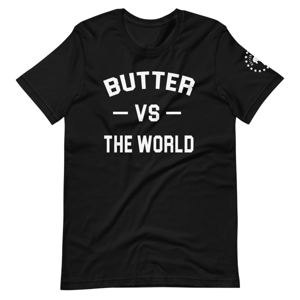 Butter Vs The World T-Shirt