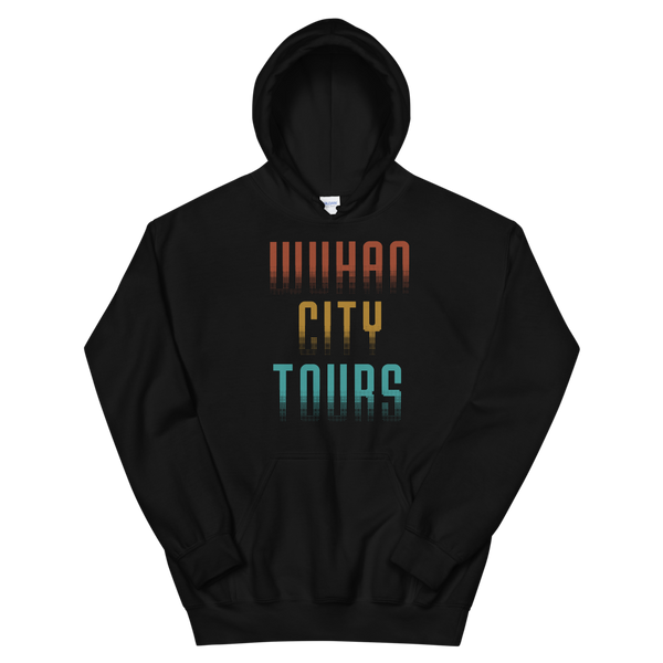 WUHAN CITY TOURS HOODIE