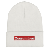 QUARANTINED Cuffed Beanie