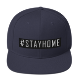 #STAYHOME Snapback Hat