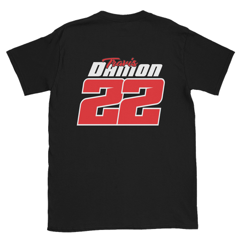 Damon 22 Short-Sleeve Unisex T-Shirt