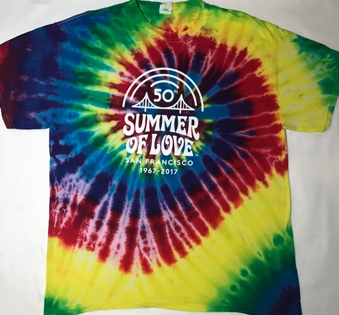 Bright Spiral Summer of Love