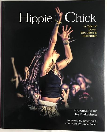 Hippie Chick by Jay Blakesberg (sign copy)