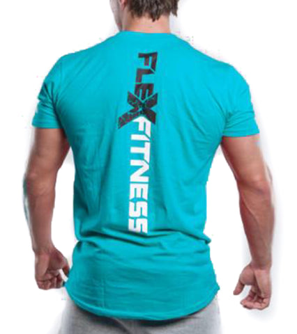 Flex T-Shirt - Turkish Blue