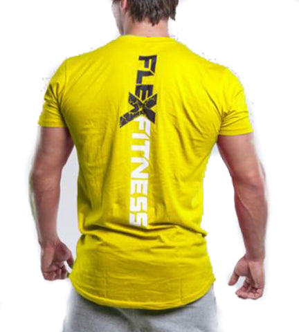 Flex T-Shirt - Yellow