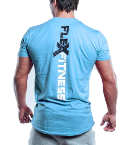 Flex T-Shirt - Light Blue