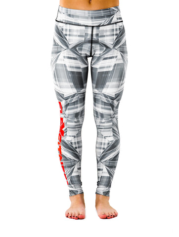 Compression Leggings - Gray