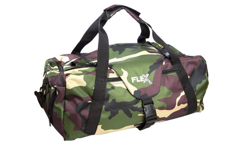 Gym Tech Bag - Camouflage