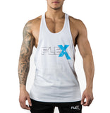 Flex Tank Stringer - White/Blue