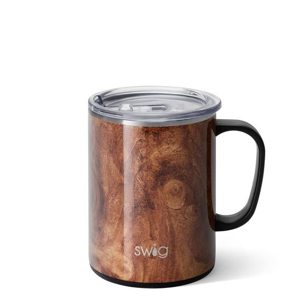 Black Walnut Mega Mug (24oz)