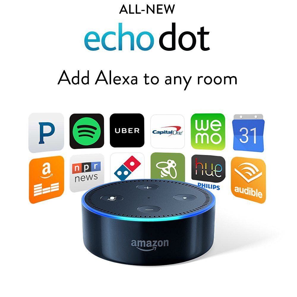 Echo Dot now shipping from Canada