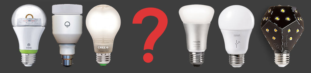Smart Bulb Lighting- the beginners guide