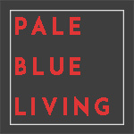 Pale Blue Living
