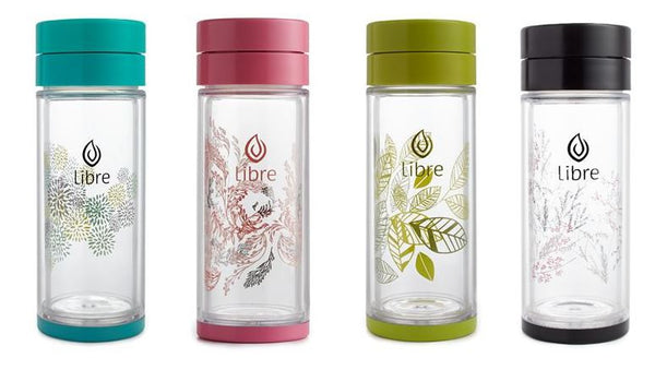 Colorful Libre Life Infusers