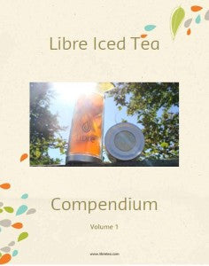 iced tea recipe ebook