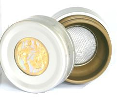 Spare Parts - Classic Silver 9oz - Extra Lid & Filter