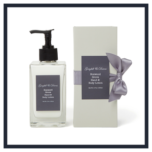BOXWOOD GROVE HAND & BODY LOTION