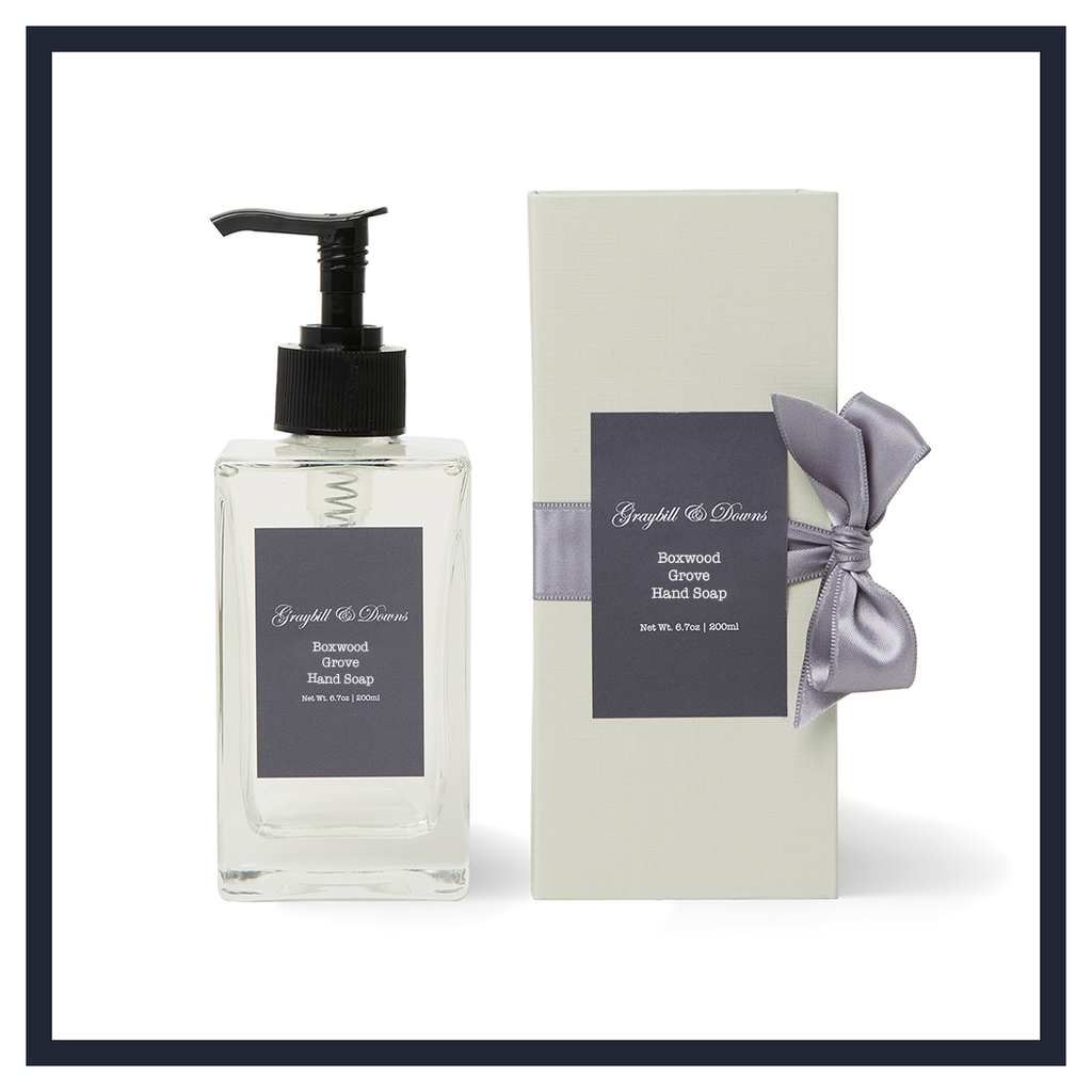 BOXWOOD GROVE HAND SOAP