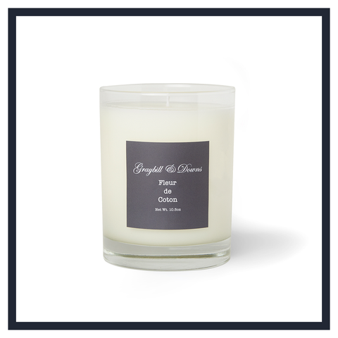 SWEET MAGNOLIA AND FIG CANDLE