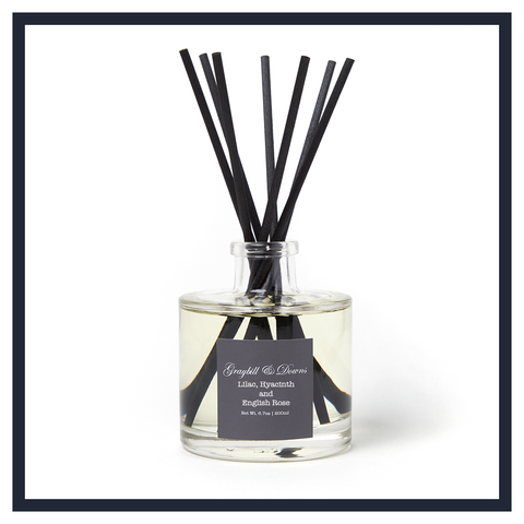 TOBACCO AND ORANGE BLOSSOM DIFFUSER