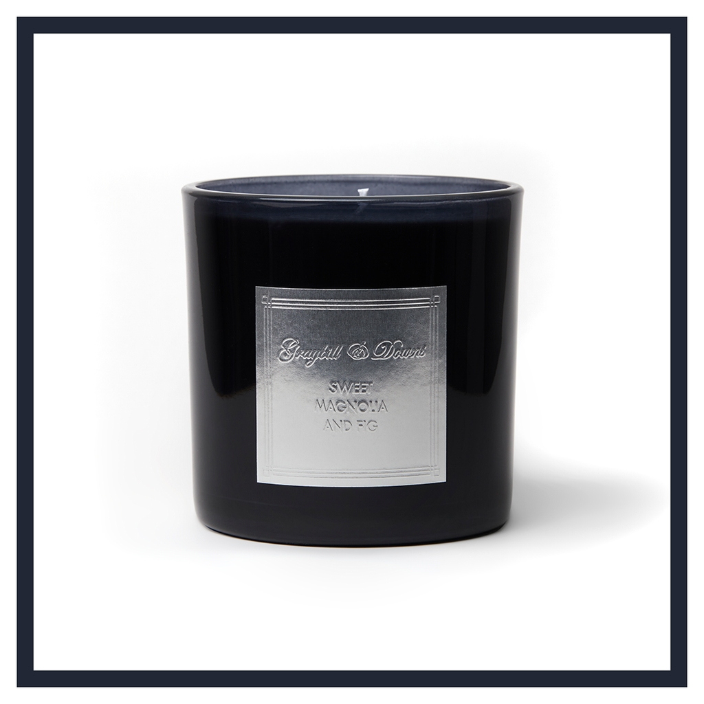 "SWEET MAGNOLIA AND FIG "" 1932"" CANDLE"