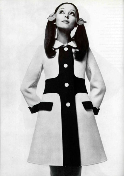 60s Courrèges dress
