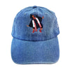 Duck Walk Pose Denim Hat - The Carter Brand - Black By Popular Demand - Rooting For Everybody Black - Black Pride Apparel