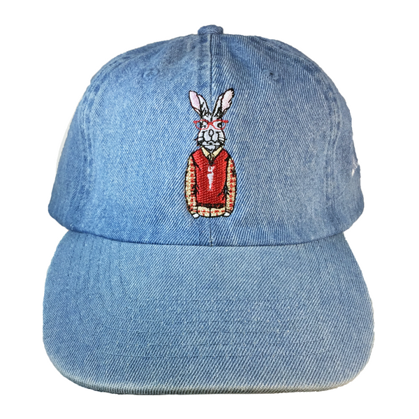 Dapper Bunny Cap - The Carter Brand - Black By Popular Demand - Rooting For Everybody Black - Black Pride Apparel