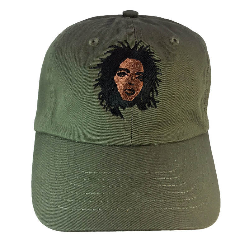 Lauryn Hill Embroidered Hat