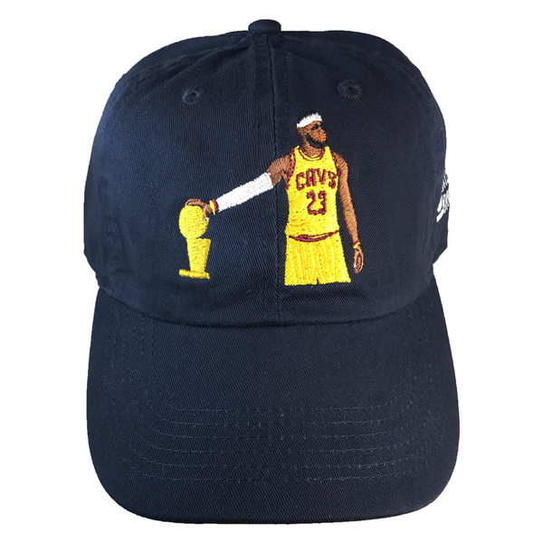 Lebron Legend Hat - The Carter Brand - Black By Popular Demand - Rooting For Everybody Black - Black Pride Apparel