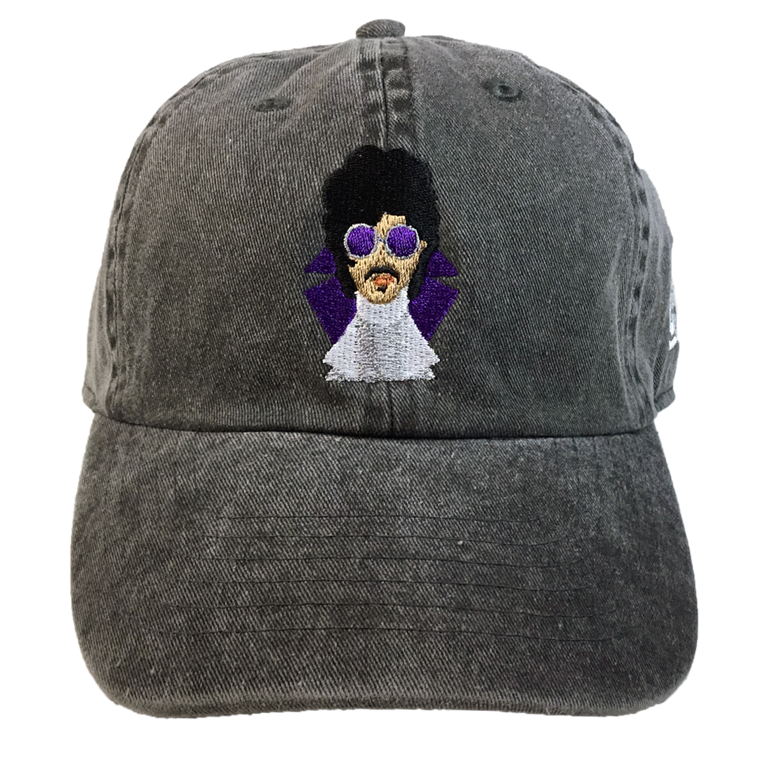 Prince Embroidered Baseball Hat