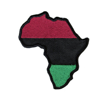 Pan-African Patch - The Carter Brand - Black By Popular Demand - Rooting For Everybody Black - Black Pride Apparel
