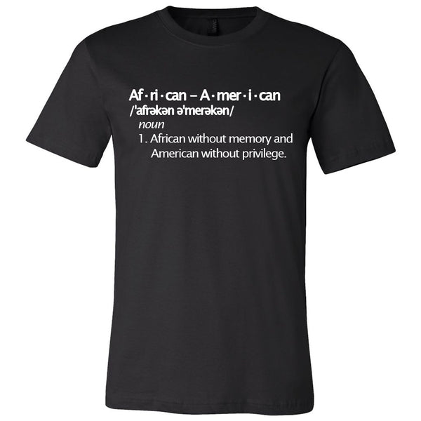 African American Unisex T-shirt