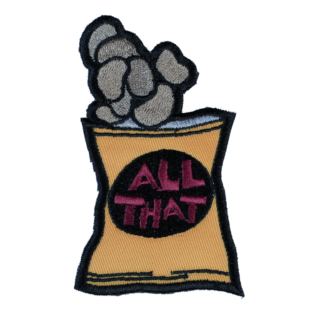 All That Patch - The Carter Brand - Black By Popular Demand - Rooting For Everybody Black - Black Pride Apparel