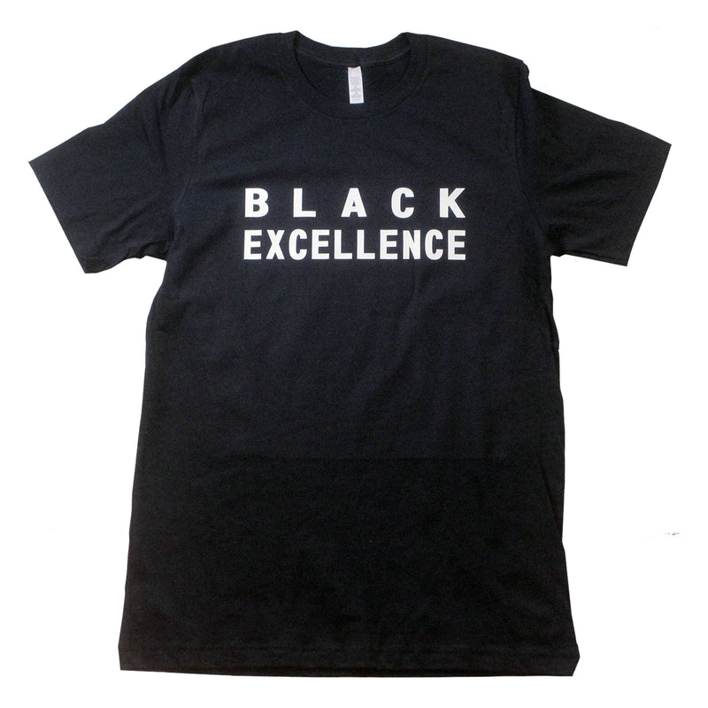 Black Excellence Unisex T-Shirt Sale - The Carter Brand - Black By Popular Demand - Rooting For Everybody Black - Black Pride Apparel