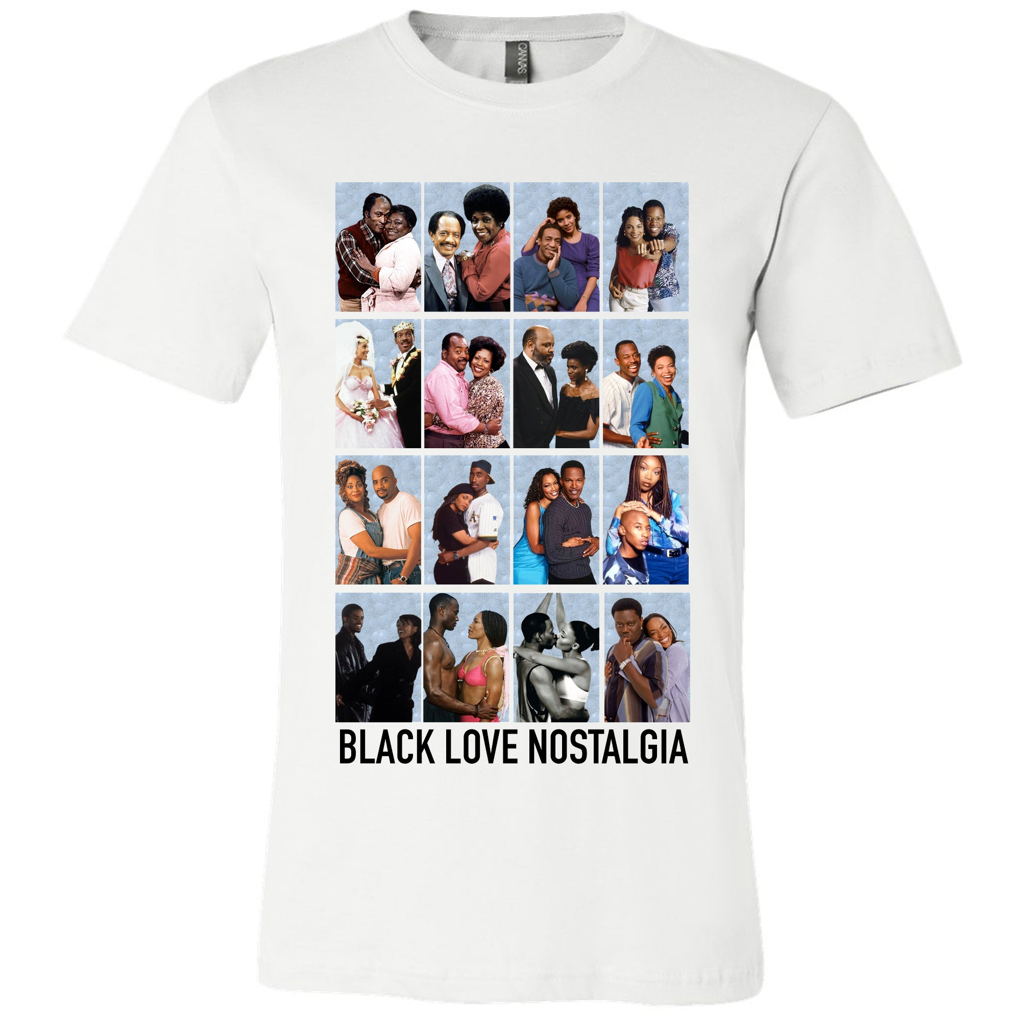 Black Love Unisex T-shirt - The Carter Brand - Black By Popular Demand - Rooting For Everybody Black - Black Pride Apparel
