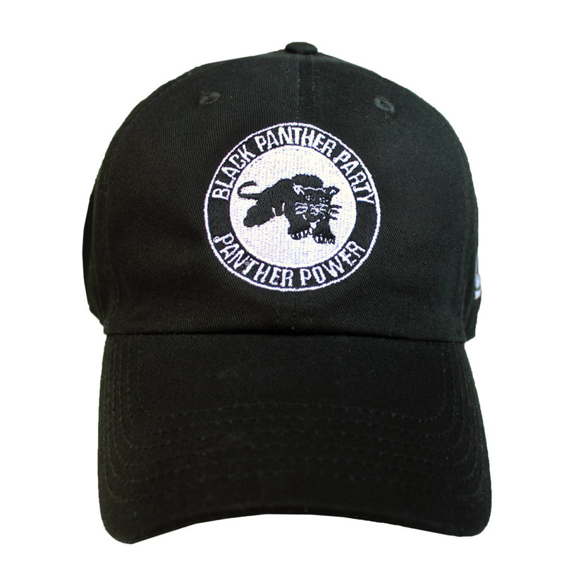 Black Panther Party Embroidered Hat